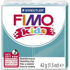 FIMO® Kids Clay, Türkis