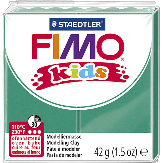 FIMO® Kids Clay, Grün
