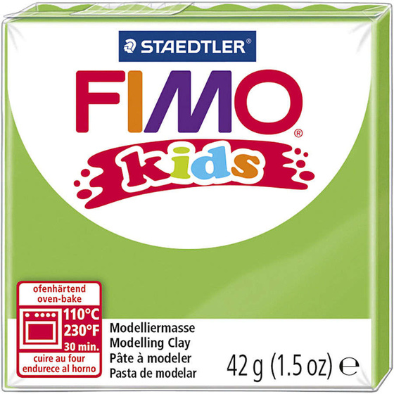 FIMO® Kids Clay, Hellgrün