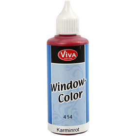 Window-Color, Karminrot