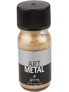 Art Metal Farbe, Dunkelgold