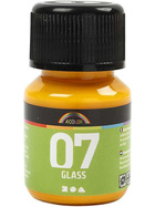 A-Color Glas, Gelb, 30ml