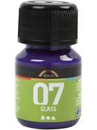 A-Color Glas, Rot/violett, 30ml