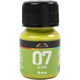 A-Color Glas, Kiwi, 30ml