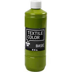 Textilfarbe, Kiwi, 500ml