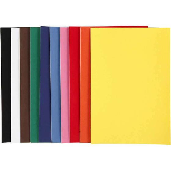 Fischkarte 25 Blatt//DIN A4 Schiefertafel Designpapier Fisch 90 g-Offsetpapier