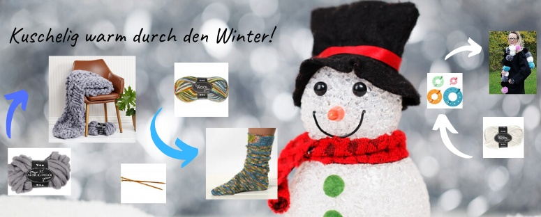 Warm durch den Winter
