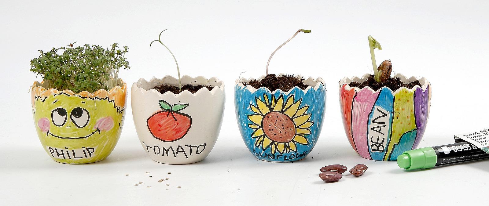 Terrakotta-Gefäße